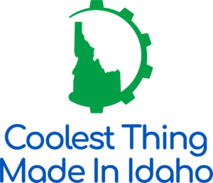 Coolest Thing Made in Idaho logo